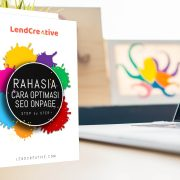 Download Ebook Gratis - Rahasia Cara Optimasi SEO On Page - Ebook Gratis LendCreative